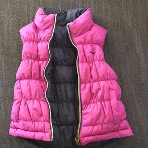 Other - 3-4T little girl reversible down vest